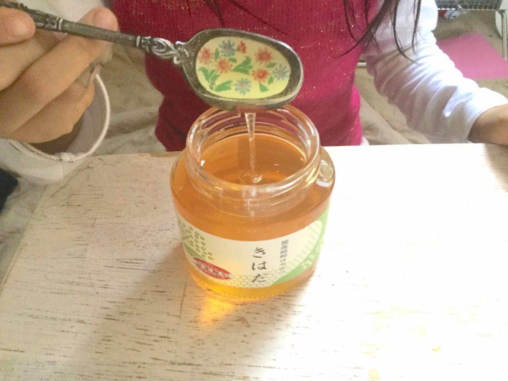 小児科医とアーユルヴェーダに学ぶ、非加熱蜂蜜がからだにいい話