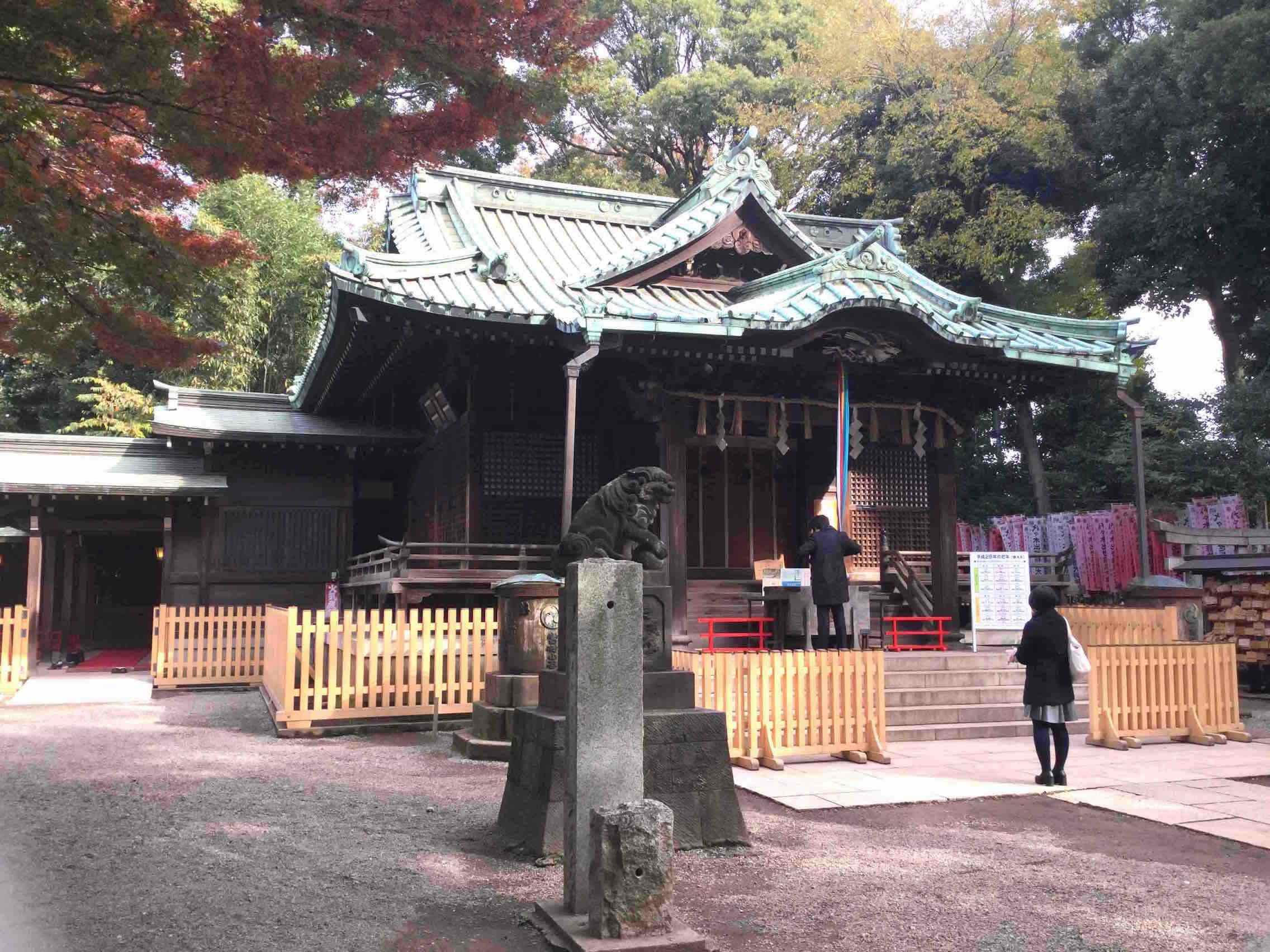 初詣に☆神社での正しいお参りの仕方