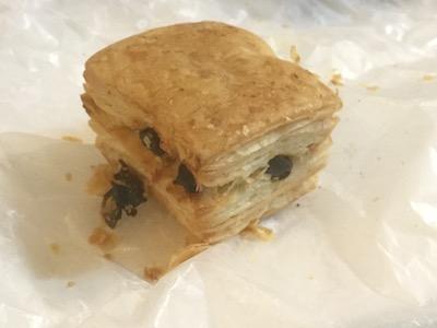 バター半分。さっくり美味しい自然な甘みのパイ