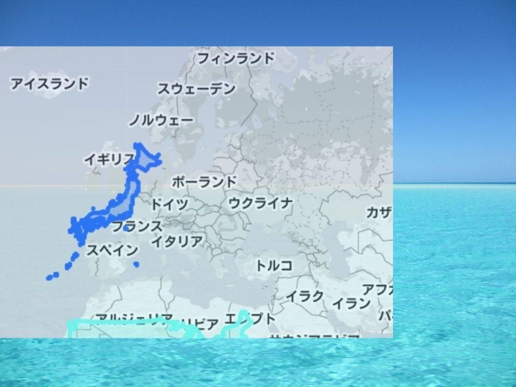 日本はどれくらいの大きさ?世界ランキングとプラスチックゴミ問題